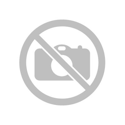 Корзина для бумаг 12 л,целная с вращающейся крышкой серая Стамм КР-92 у/5