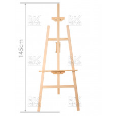 Мольберт деревян (145 см)
