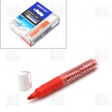 Маркер для доски HB-370 красный со смен капсул Whiteboard