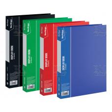 Папка файловая 40 файл Berlingo 21мм, 600мкм MT2435/2436/2438/2439