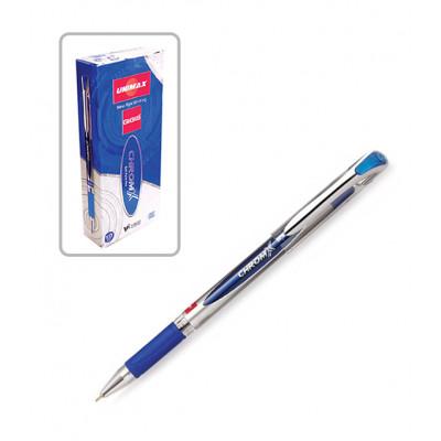 Ручка шарик Unimax Chromx 0,7мм синий стер