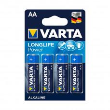 Батарейка Varta High Energy Mignon 1.5V-LR6/AA (4шт)