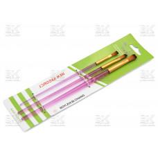 Кисточки в наборе 3шт Artist Brushs 577-3