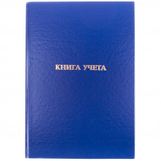 Книга учета А4 96л OfficeSpace А4 96л клетка 200Х290мм бумвинил блок газетный 153183 / CL-98-225