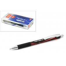Ручка гел Unimax Toptek Rt 0,5мм красный стер
