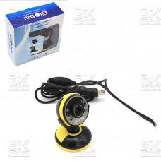 Веб камера +микр GLOBAL