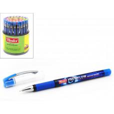 Ручка шарик , Мontex Fast flow 0.7мм синий стер,у1200
