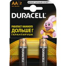 Батарейки Durasell Basic AA 1.5V LR6 2шт
