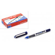 Ручка гел Uni-ball eye micro UB-150 син стер 0,5 роллер