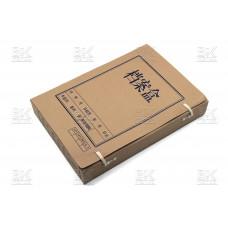 Папка д/ бумаг на веревке (Китай)