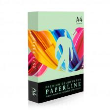 Цв бумага офисная А4 80 гр/500л №130 LAGOON светло-зеленый Paperline
