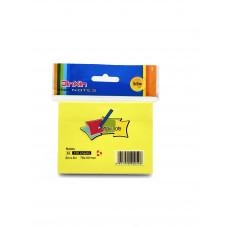 Бумага для заметок 76х101мм 100л В4 JinXin у/12 к/480