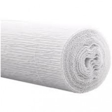 Бумага крепированная Белый 50х250 см AL MBF