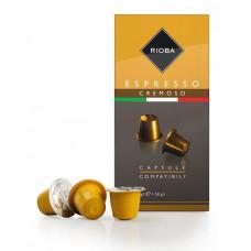 Кофе RIOBA CREMOSO coffee capsules