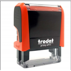 Оснастка для штамп (автомат) TRODAT 4911