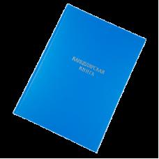 Книга учета А4 96л клетка тв переплет 98-315 (Рельеф)