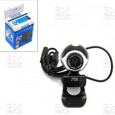 Веб камера+микр MRM B-002M USB 1.3Mpix
