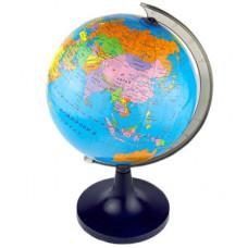 Глобус физико-политический D14,2см J307