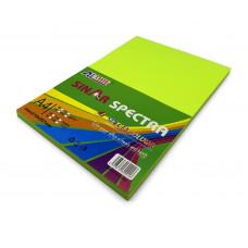 Цв бумага офисная А4 80 гр/100л неон-зеленая AL MBF
