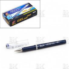 Ручка гел HENG TAI  (SIGNPEN) HT-808/809 синий стер 0.5 мм