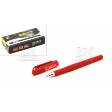 Ручка гел HENG TAI  (SIGNPEN)  HT-808/809 красный стер 0.5 мм