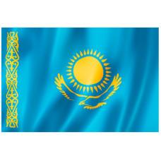 Флаг РК 1х2 м