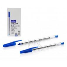 Ручка шарик Dolphin-730 ОЭМ синий стер 0.7 мм