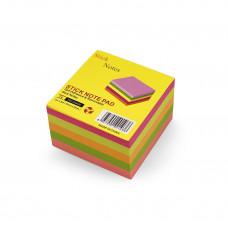 Бумага для заметок 5цв 76х76мм 500л T2 JinXin  у/12 к/144