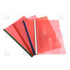 Папка для брошюровки (до 30 лист)  цв. плотный