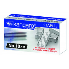 Скобы для степлера 10-1 Kangaro оцинкованные