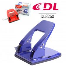 Дырокол DINGLI DL8260 до 30 лист (мал) к/120