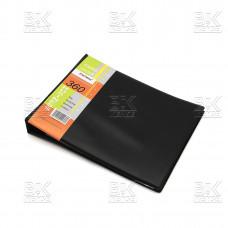 Визитница настольная на 360 визиток черная (BINSHENG)