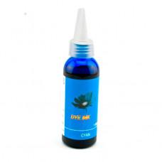 Чернила для эпсон Dye ink cyan синий 100 мл
