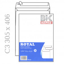 Конверт С3 305х406мм ROYAL белый