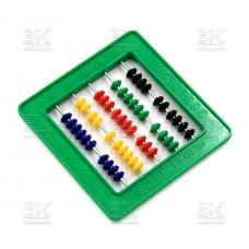 Счеты детские пласт 8098-A (TOYS)