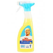 Моющая жидкость для жира на кухне Mr.Proper универсальный лимон 500 мл