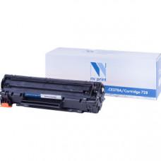 Картридж CE278A/NV-728 для P1566/Canon MF4410 (2.1 лист) nv print