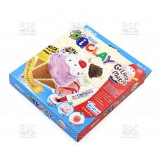 Глина полимерная AMOS 3 цв д/изг мороженого