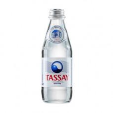 Вода Тассай 0,25л нег ст тара