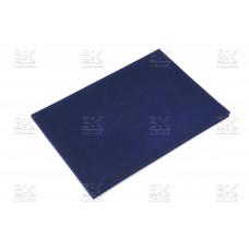 Папка адресная А4 бархат,синяя
