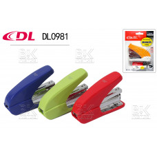Степлер набор №24/6 26/6  степлер/скобы DINGLI DL-981