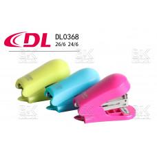 Степлер набор №24/6 26/6  степлер/скобы DINGLI DL-368 карман