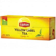 Чай липтон 25 пакет