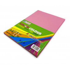 Цв бумага офисная А4 80 гр/100л неон-розовая AL MBF