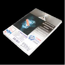 Фотобумага для струйной печати ДИЗАЙН A4 Полосы матовая 230/50л  к/20