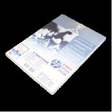 Фотобумага для струйной печати ДИЗАЙН A4 Полосы глянц 230/50л  к/20