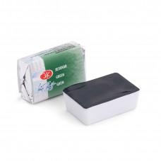 Краски акварель кювета 2,5мл (Белые ночи ) зеленая 1911725