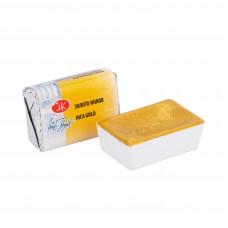 Краски акварель кювета 2,5мл (Белые ночи ) золото инков 1911969
