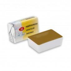 Краски акварель кювета 2,5мл (Белые ночи ) индийская желтая 1911228