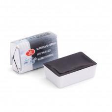 Краски акварель кювета 2,5мл (Белые ночи ) нейтрально-черная 1911805